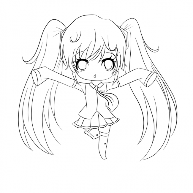 650x650 Kawaii Anime Coloring Pages K3 Nice Coloring Pages For Kids