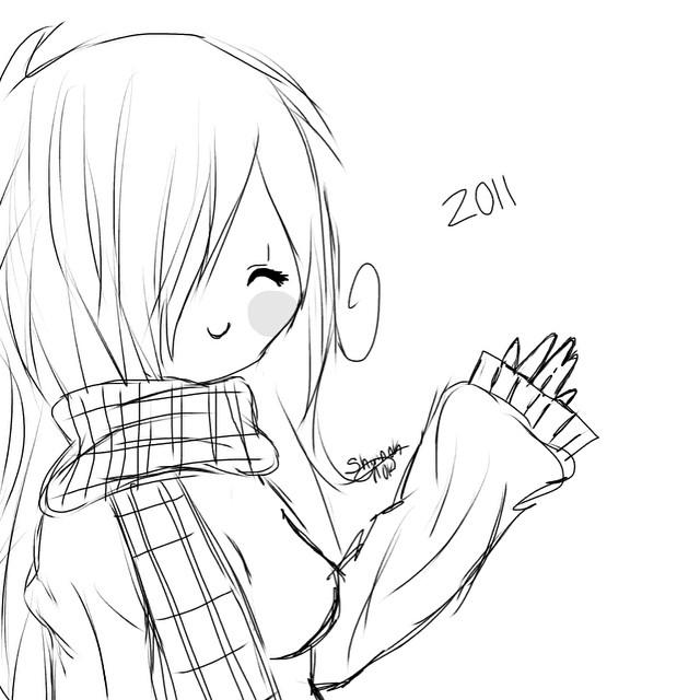 640x640 Draw Kawaii Love Anime On Instagram