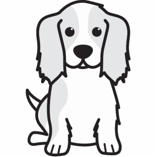Kawaii dog drawing at getdrawings free for personal use kawaii 512x512 cavalier king charles spaniel dog cartoon photo cut out cavalier voltagebd Images
