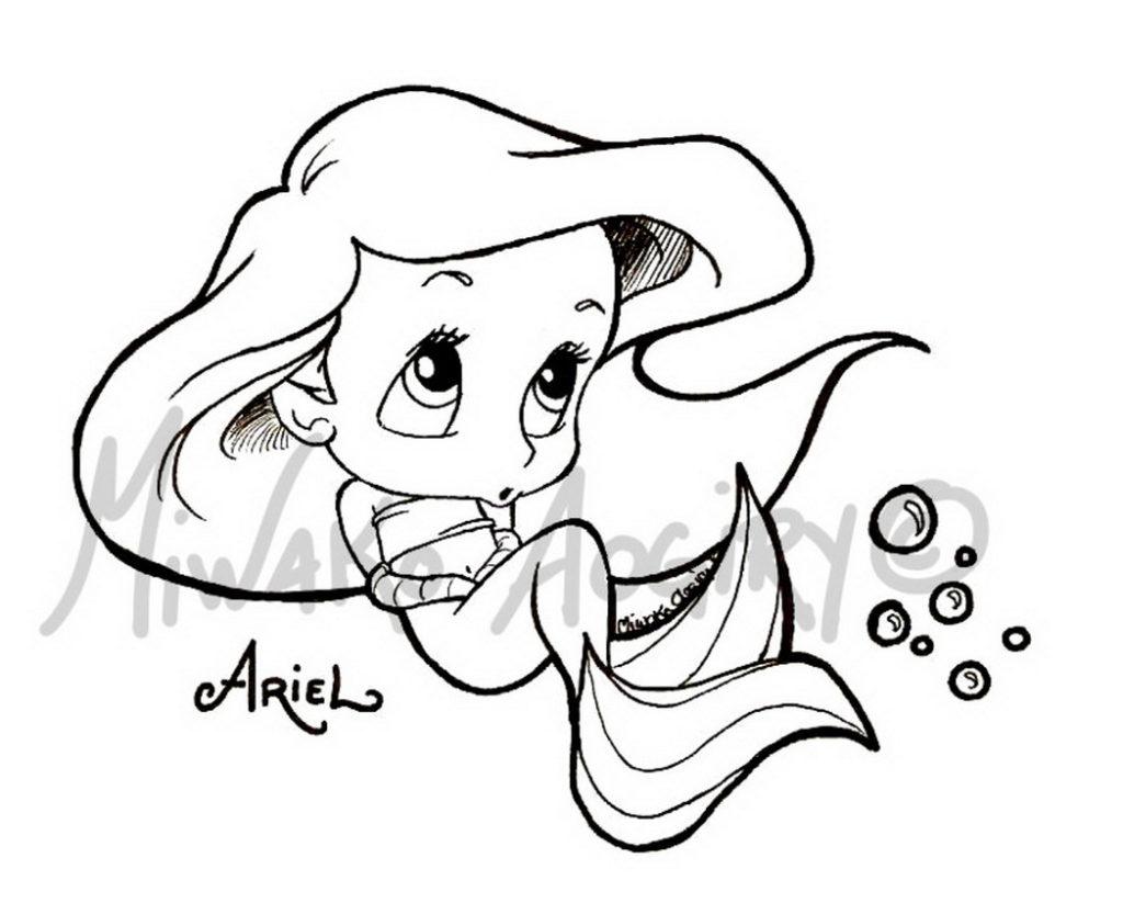 1024x823 Drawings Of Cute Animals How To Draw Kawaii Animals Step 7 Cute