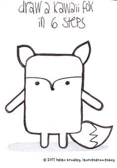 236x339 Draw A Kawaii Style Bear In 6 Steps Learning Kawaii Drawing