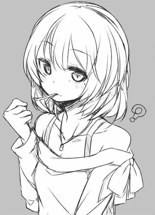 500x693 Anime Drawings