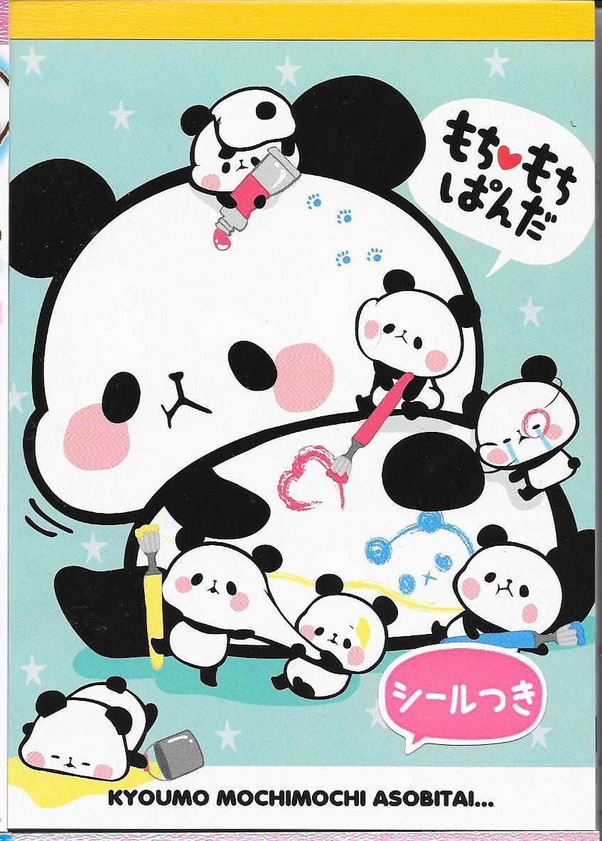 847x1182 Kamio Mochi Panda Memo Pad Kawaii Dragon Online Store Powered