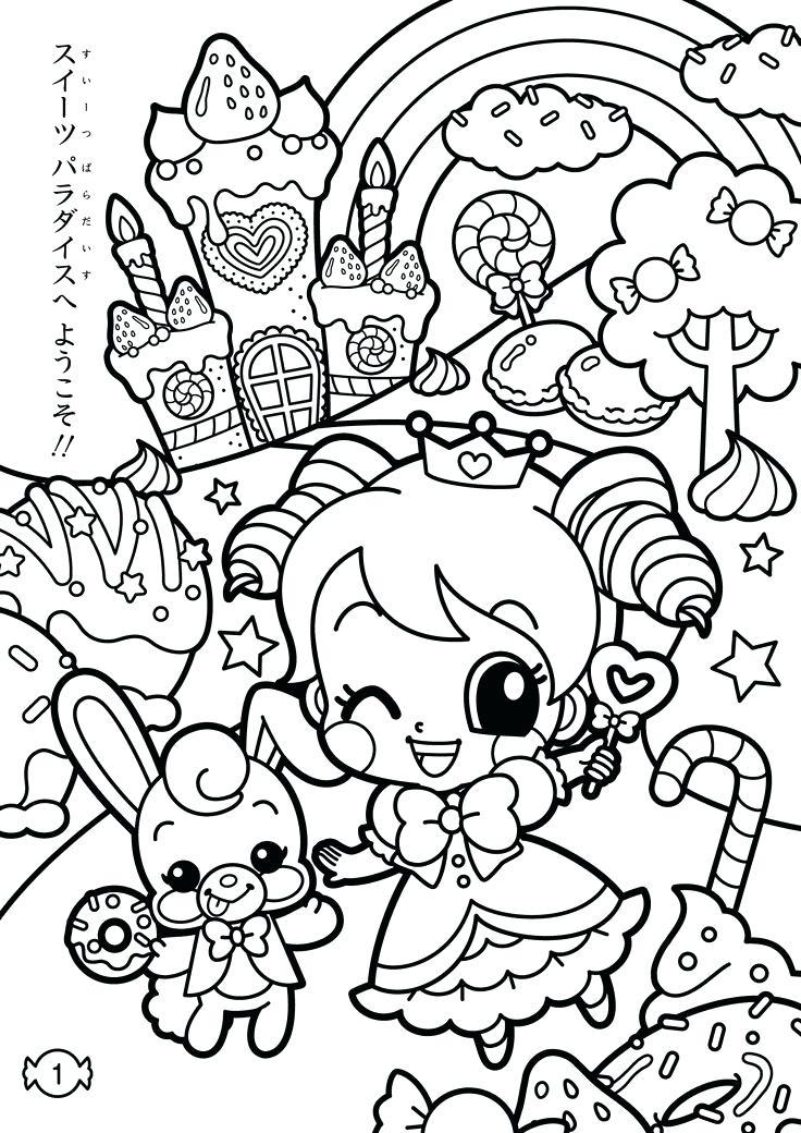 Kawaii Unicorn Drawing At Getdrawings Com Free For