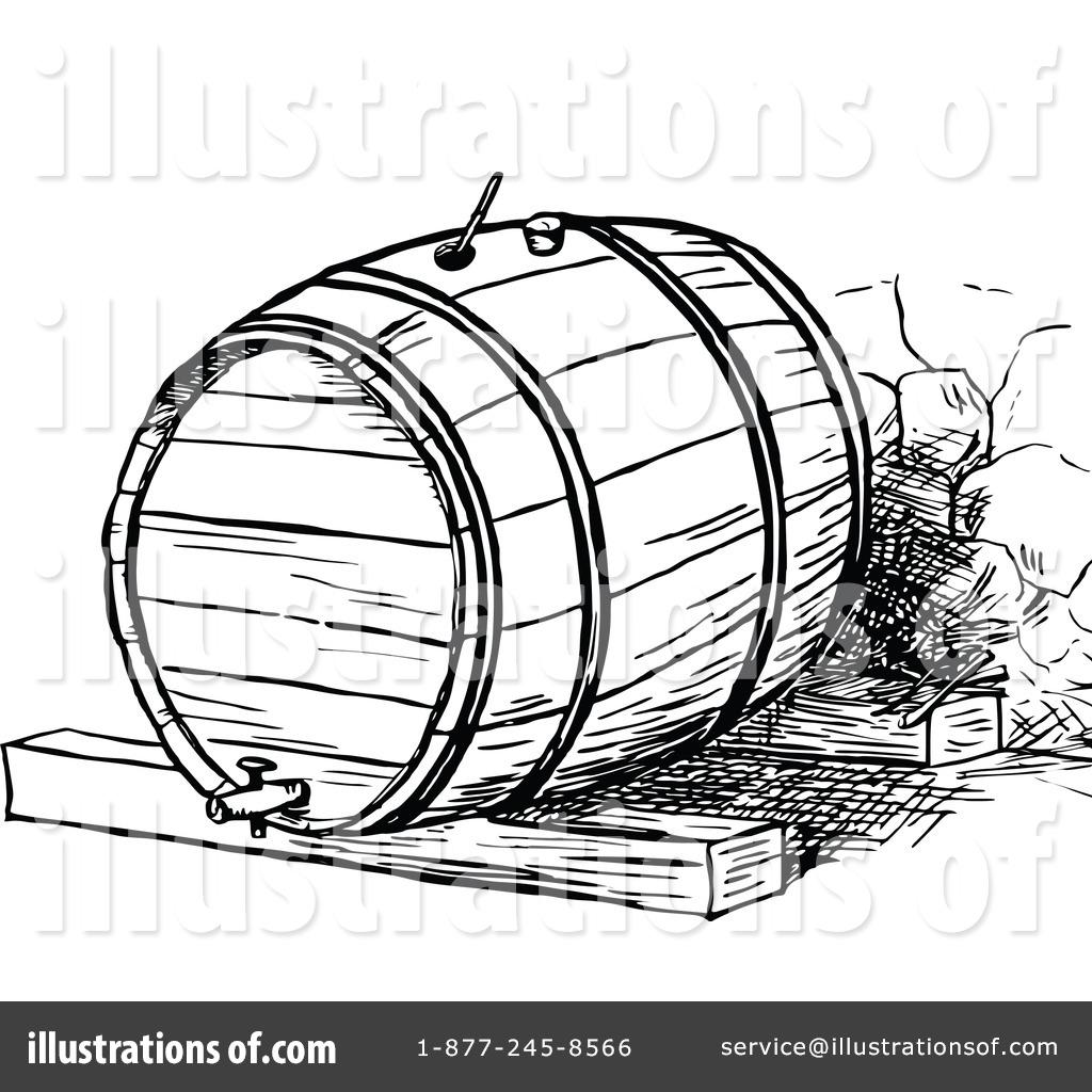 1024x1024 Barrel Clipart