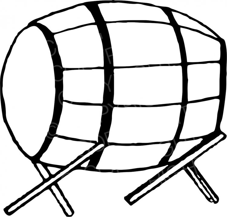750x718 Keg Clipart Black And White 4 Clipart Station