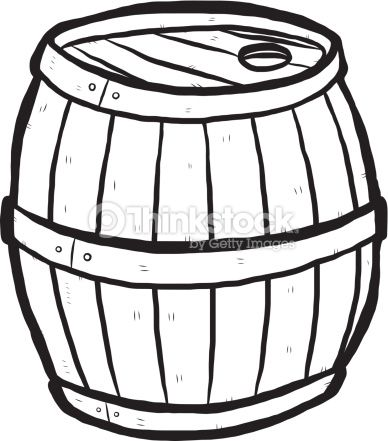 388x441 Best Of Beer Keg Clip Art Wooden Barrel Cartoon Hand Drawn Vector