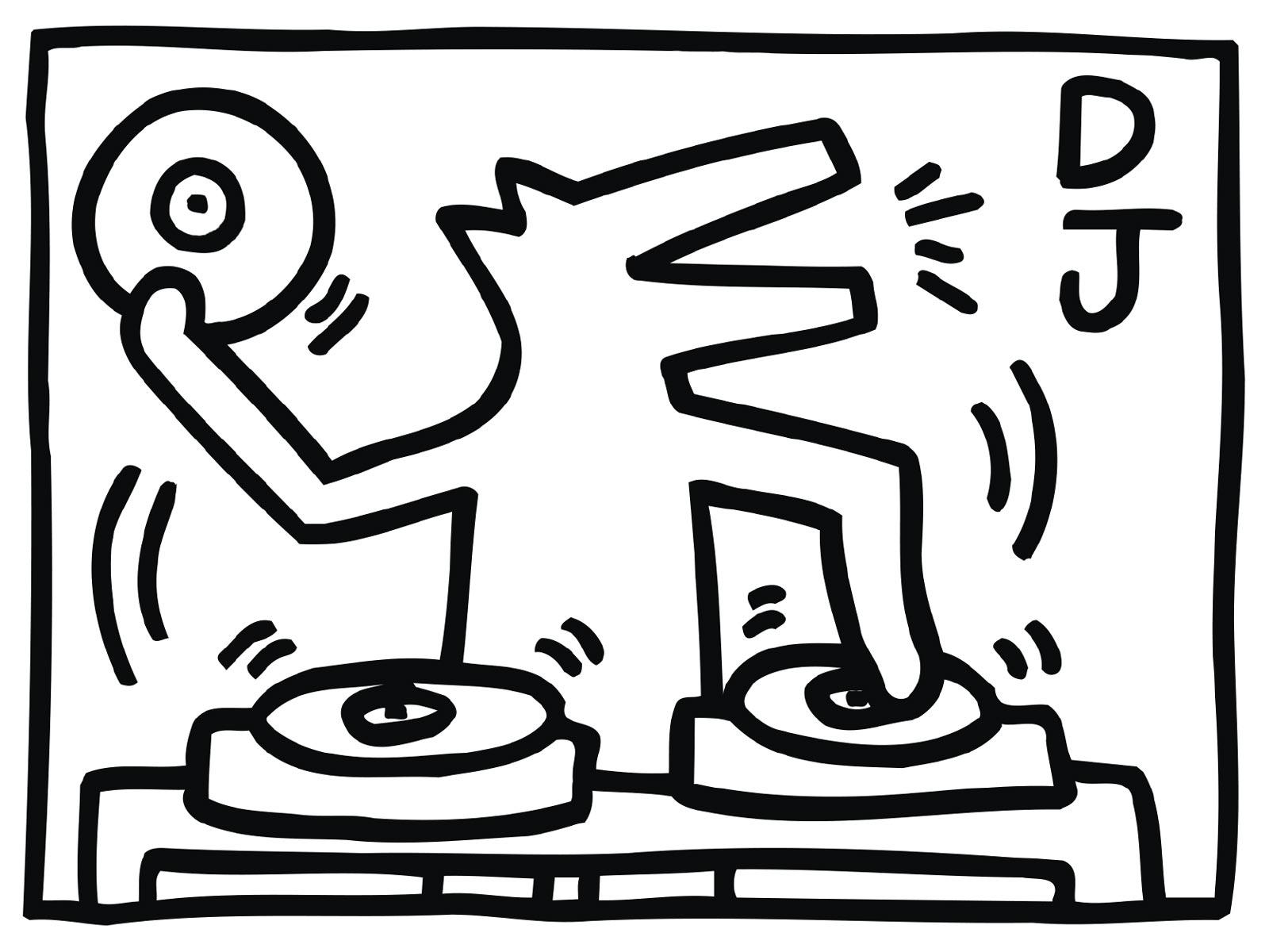 1600x1200 Keith Haring Herschel Supply Journal