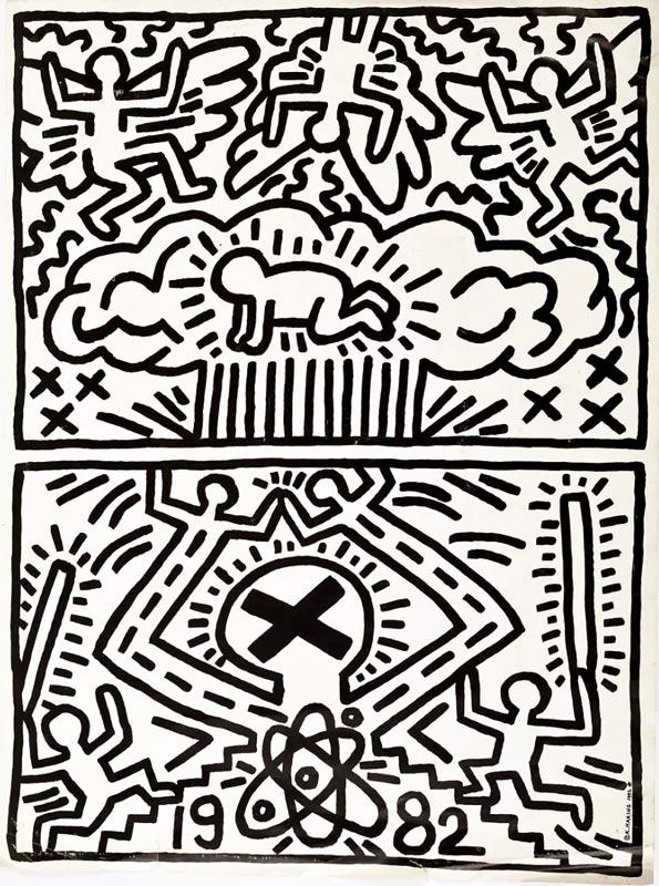 595x800 Keith Haring Lambiek Comiclopedia