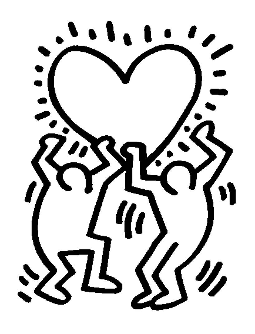 818x1071 Keith Haring 23860 Keith Haring