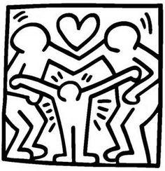 236x244 Afbeeldingsresultaat Voor Keith Haring Folk Art