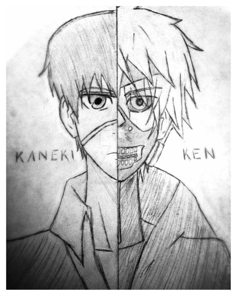 800x1000 Kaneki Ken By Ryuzaki Hideki