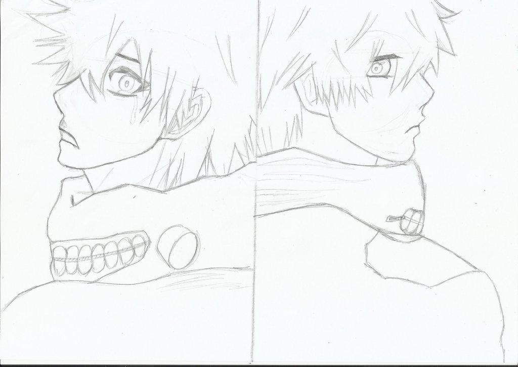 1024x725 Kaneki Ken By Serbangeorge