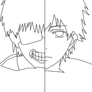 320x320 Kaneki Drawings On Paigeeworld. Pictures Of Kaneki