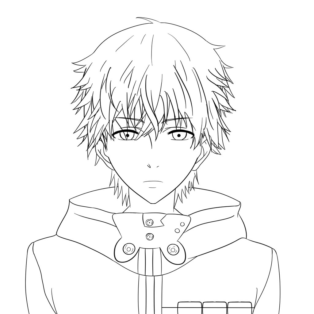 Ken Kaneki Drawing At Getdrawingscom Free For Personal