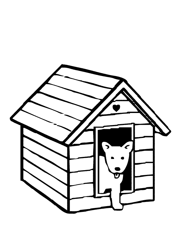612x792 Dog Kennel