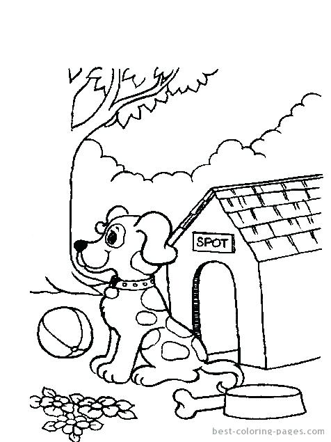 476x635 Spot Dog Coloring Pages Spot Dog Coloring Pages 8 Spot
