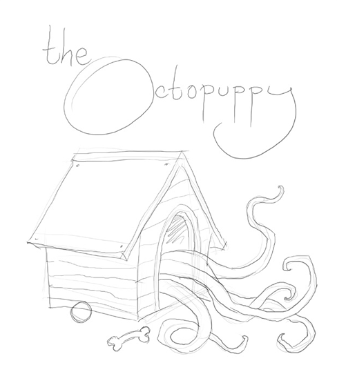 488x542 The Octopuppy Kennel Club Sandwich