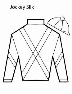 232x300 Jockey Silks And Thoroughbred Art On Horse Racing