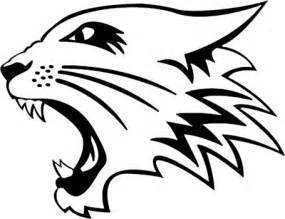 285x219 Kentucky Wildcats Symbol Coloring Page Coloring Pages, Ky Wildcats