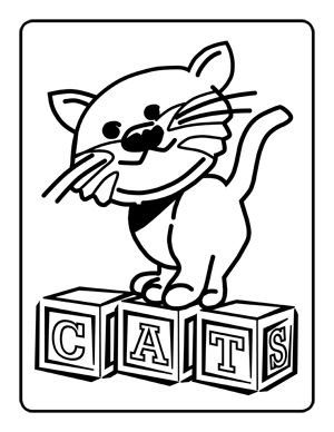 300x388 University Of Kentucky Wildcats Coloring Pages Willie Wildcat