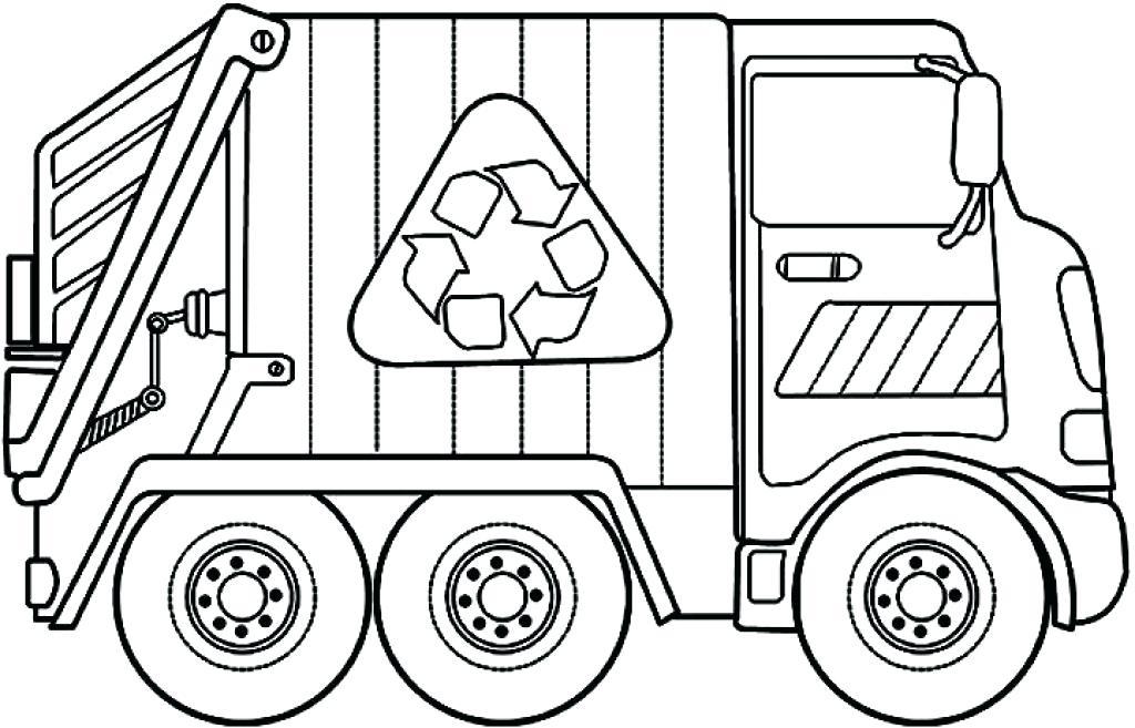 1024x657 Dump Truck Clipart Dump Truck Hand Draw Illustration Vector Dump