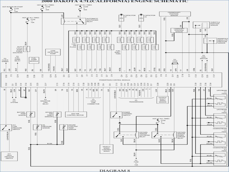 Wiring Diagram For W900