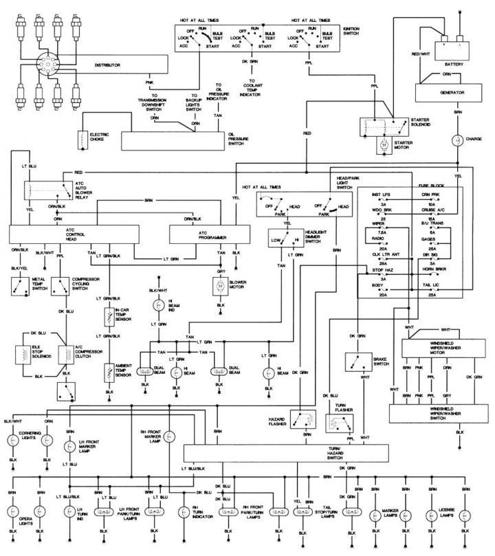 Kenworth W900 Air Conditioning Wiring Diagram