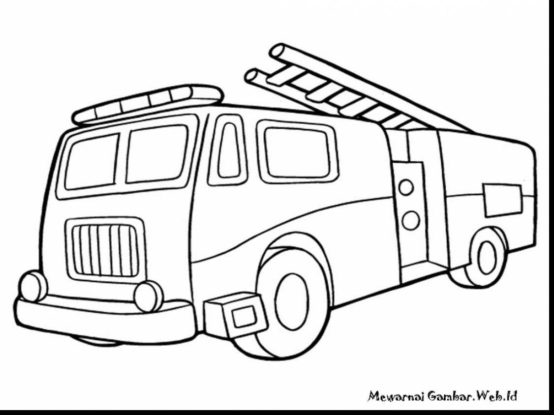 1126x844 Amazing Kenworth Wrecker Fire Truck Coloring Page Wecoloringpage