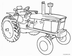 236x184 Step By Step How To Draw A Tractor Drawing Library