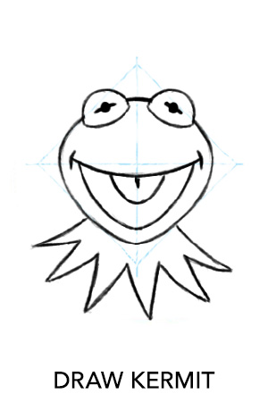 300x450 Draw Kermit Disney Movies Malaysia