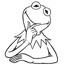 230x230 25 Delightful Frog Coloring Pages For Your Little Ones