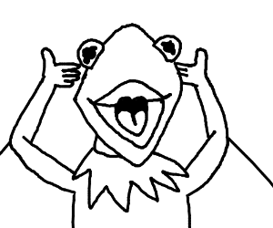 300x250 Kermit The Frog Experimenting