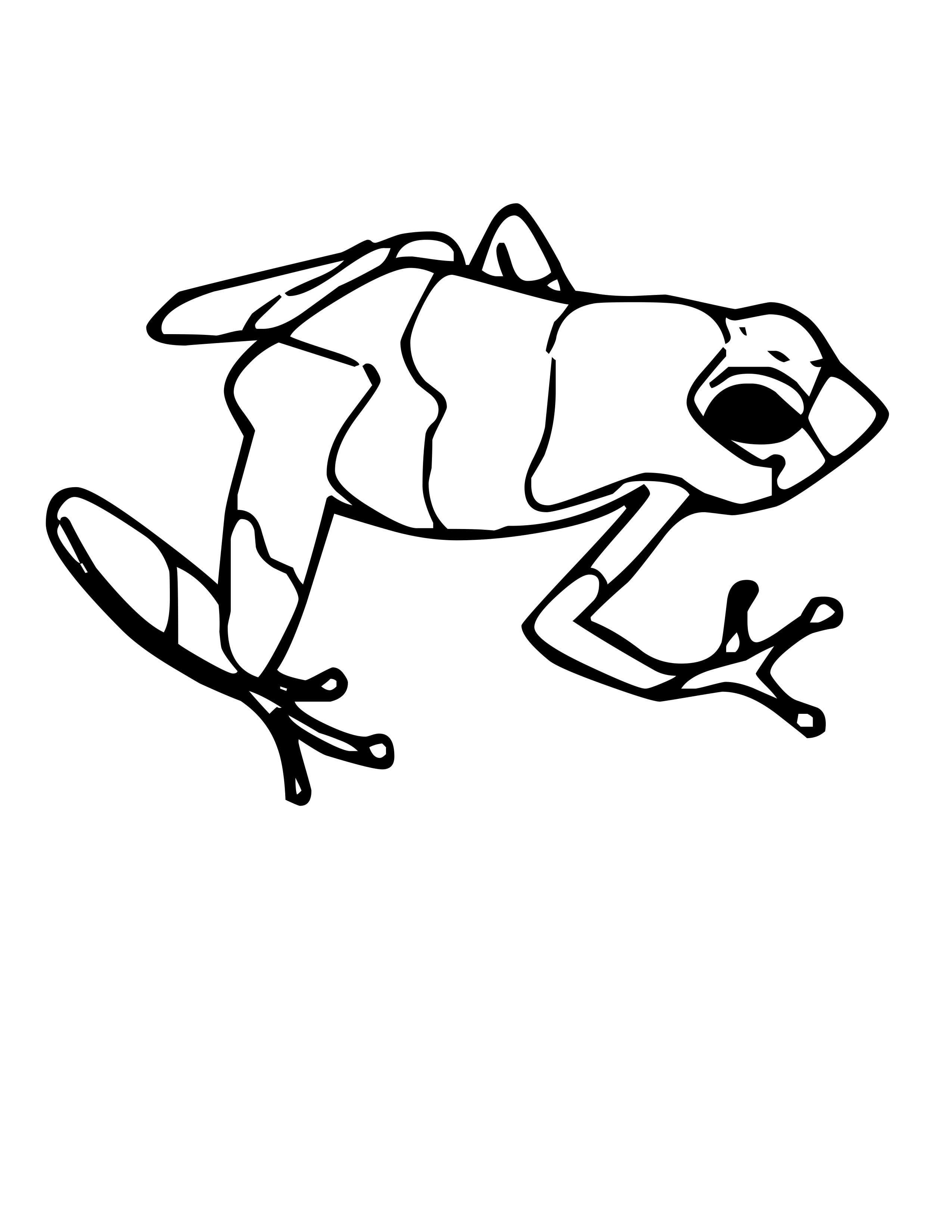 2550x3300 Free Frog Coloring Excellent Pages Of For Kids Tree Frogs