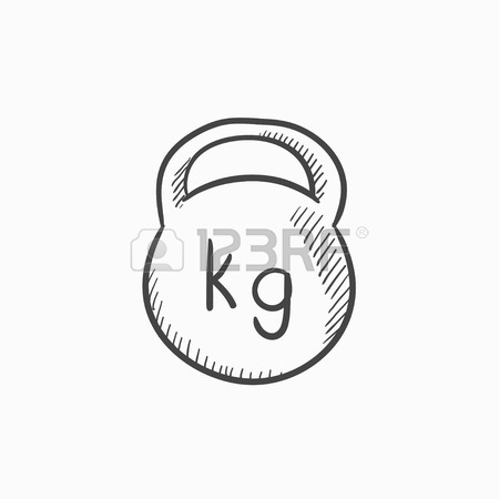 Kettlebell Drawing