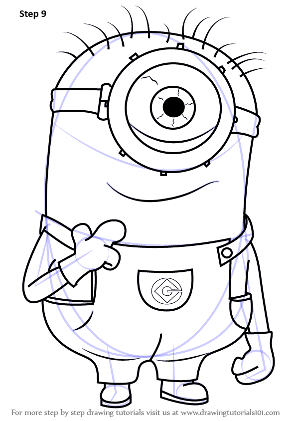 598x844 Stuart Is One Of Minions And Tritagonist In Movie