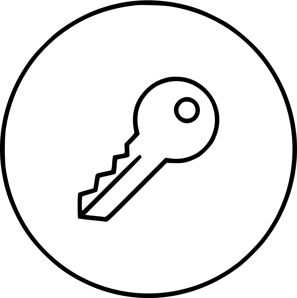 980x981 Key Clue Lock Unlock Password Svg Png Icon Free Download ( 551721
