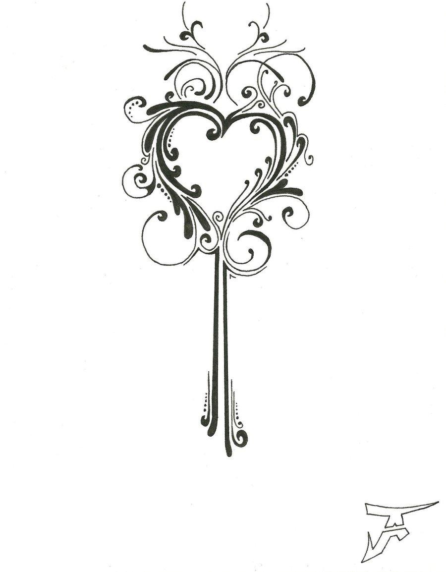 900x1154 The Key To Love By On @ Phantom