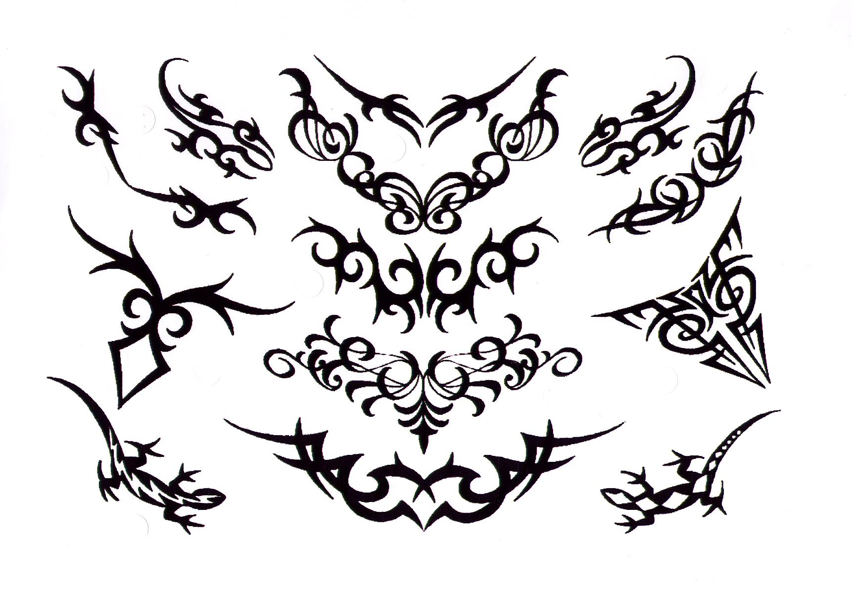 1722x1204 Tribal Key Tattoo Design In 2017 Real Photo, Pictures, Images