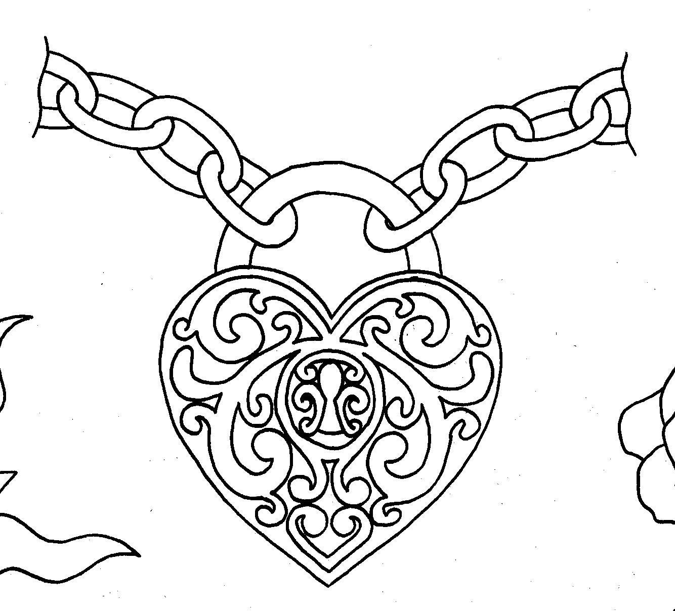 1334x1208 Lock Line Work By Jeremiah Ginjaninja Designs Interfaces Tattoo