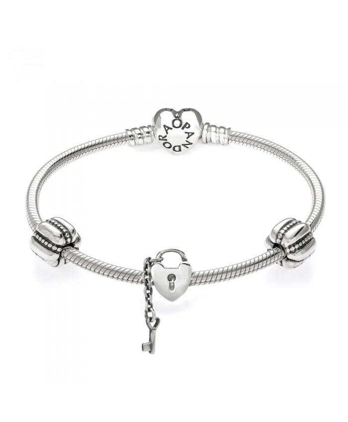 700x850 Pandora Essence Bracelet Uk ,pandora Key To My Heart Gift Bracelet