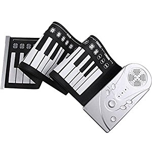 300x293 49 Key Portable Roll Up Foldable Electric Music
