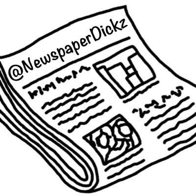 400x400 Newspaper Dicks (@newspaperdickz) Twitter