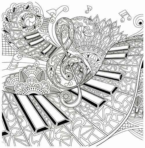Keyboard Drawing Images