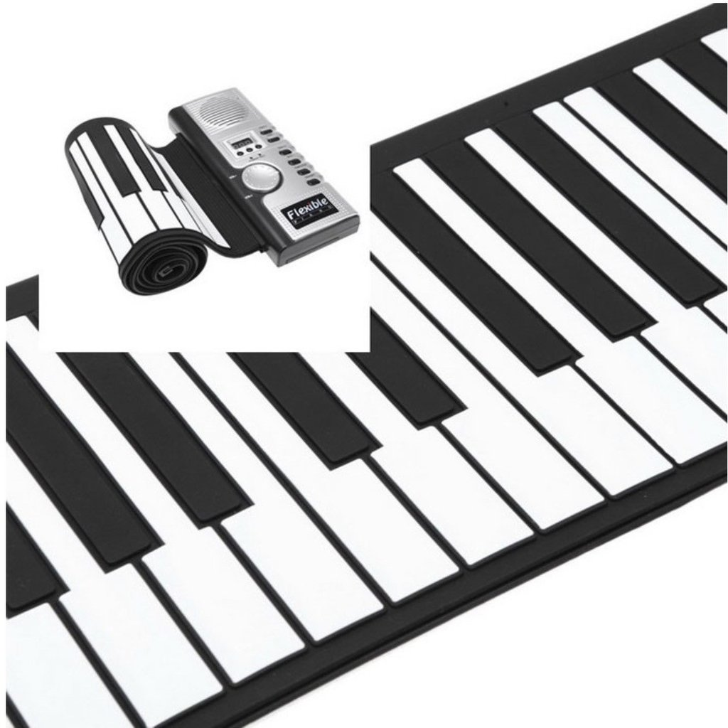 Keyboard Piano Drawing