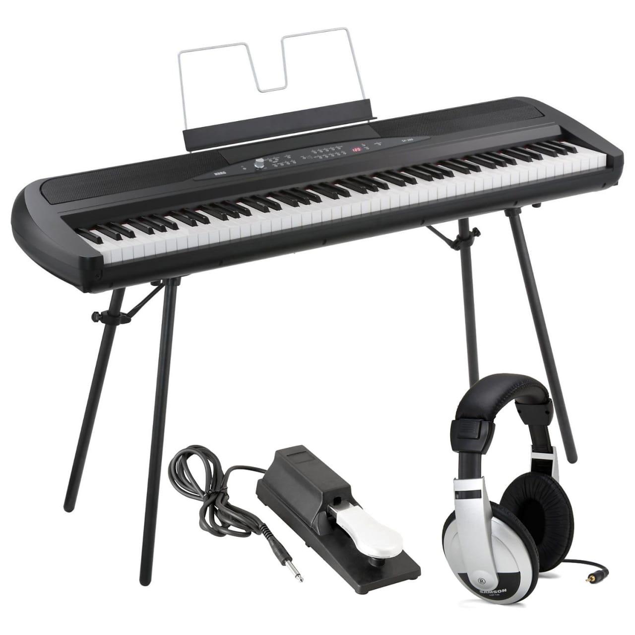 1280x1280 Korg Sp 280 Weighted 88 Key Digital Piano Bundle Geartree Reverb