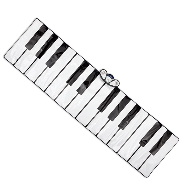 600x600 Piano Playmat