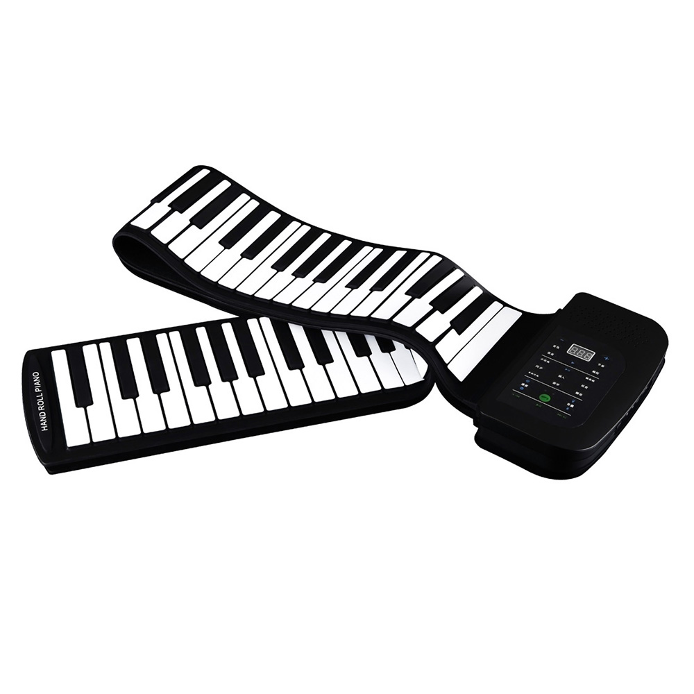 1000x1000 Portable 88 Keys Keyboard Piano Silicone Flexible Roll Up Piano