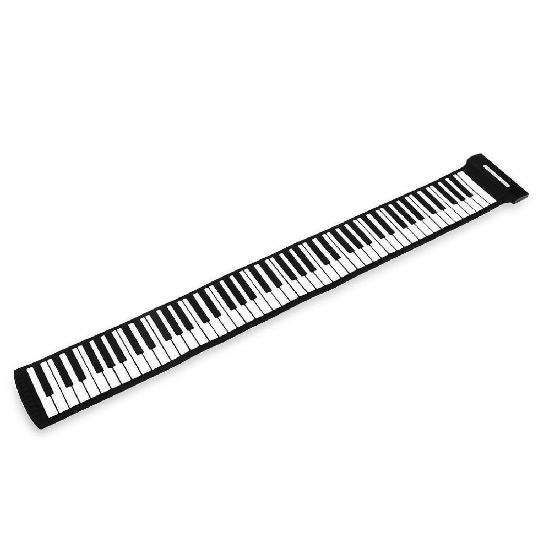 1100x1100 Wholesale Hot 88 Keys Electronic Piano Keyboard Silicon Flexible
