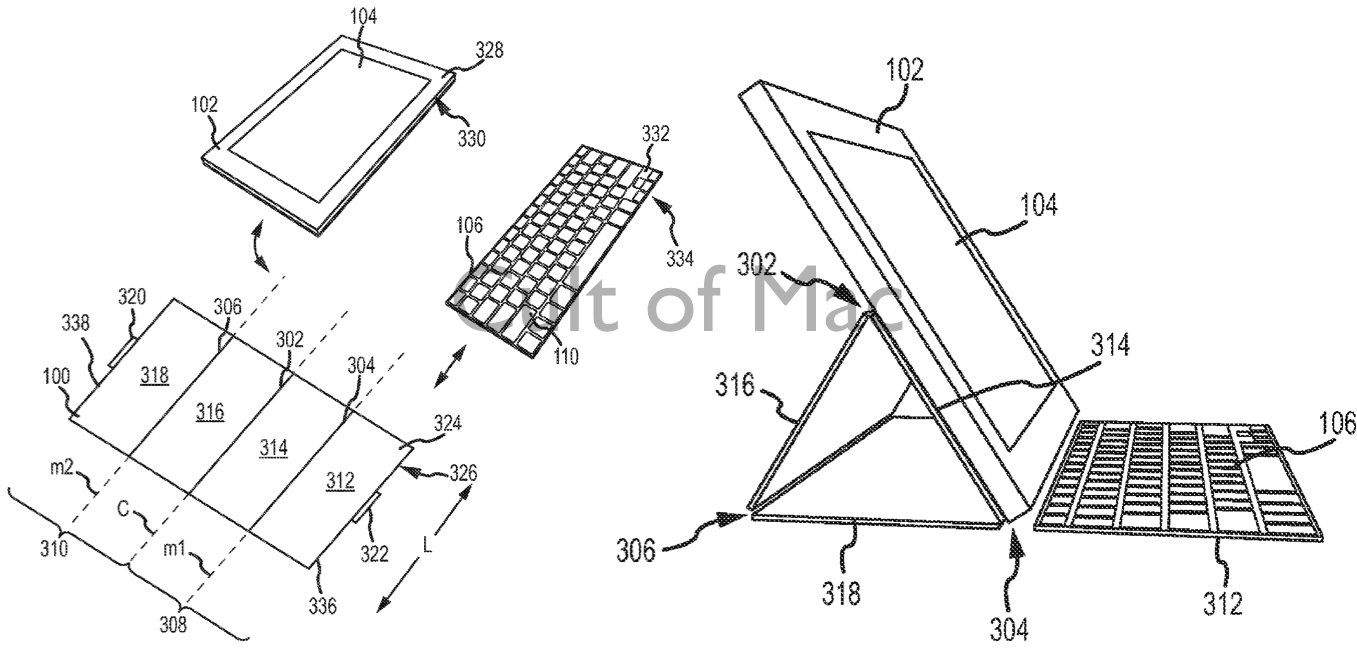 1357x665 Apple's Next Ipad Smart Cover Could Feature A Surface Style